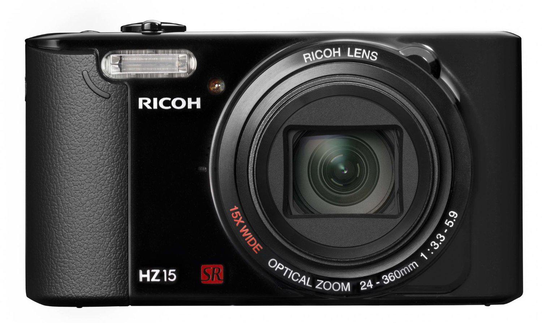 Appareil photo numérique Ricoh HZ15 + Etui