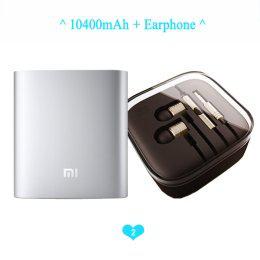 Batterie Xiaomi 10400mAh + Ecouteurs intra-auriculaires Piston
