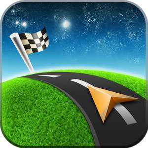 Application GPS Sygic Europe sur Android et iOS