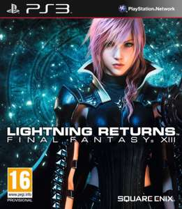 Lightning Returns : Final Fantasy XIII PS3