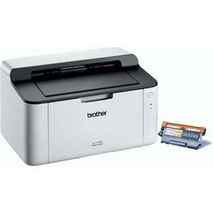 Imprimante Laser Monochrome Brother HL-1110 + Toner TN-1050 (Avec ODR de 20€)