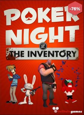 Jeu PC Poker Night at The Inventory (dématérialisé - steam)