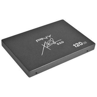 Disque SSD PNY SSD XLR8 - 120 Go - SATA III