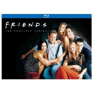 Coffret Blu-ray Intégrale Friends - 10 Saisons (VF et ST FR)