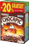 3 paquets de Céréales Chocapic 500g