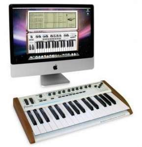 Claviers Maitre / Midi Arturia Analog Experience The Factory 32 touches AnalogEx