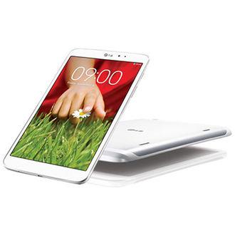 "Tablette Tactile LG GPad 8.3"" - 16Go Blanc"