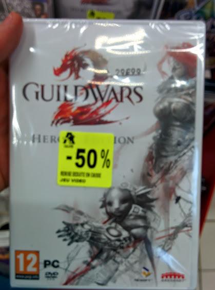 Jeu PC Guild Wars 2 : Herois Edition