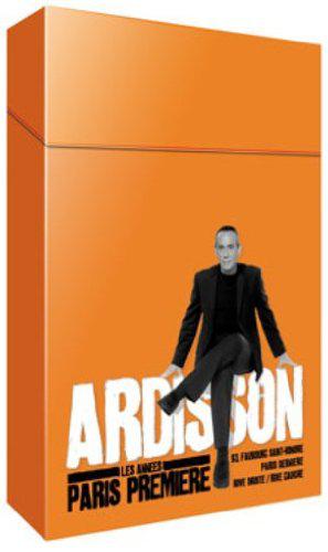 Coffret DVD Ardisson Paris Premiere