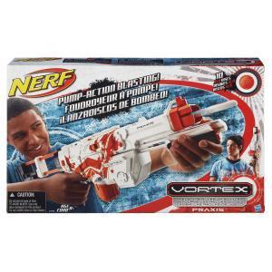 Sélection de pistolets Nerf en promo - Ex : Vortex Praxis