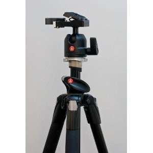 Manfrotto 190XPROB, 804RC2 - Kit Photo : Trepied + rotule