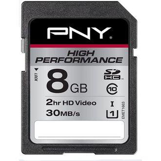 10% de réduction supplémentaire sur les cartes mémoires PNY