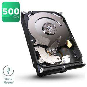 "Disque dur interne 3.5"" Seagate Barracuda 500Go 16Mo"