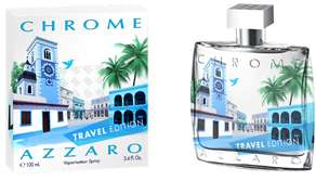 Parfum Azzaro Chrome Travel Edition Pour Homme 100ml
