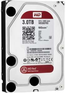 Disque dur interne WD Red 3 To WD30EFRX