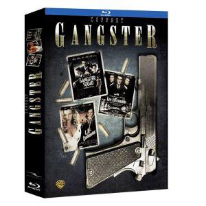 Coffret Blu-ray Gangster Squad + Il était une fois en Amérique + L.A. Confidential