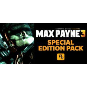 DLC Max Payne 3 Special Edition Pack sur PC