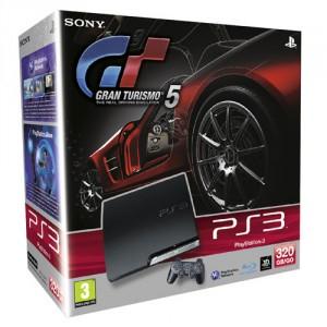 Console PS3 Slim 320 Go Sony + Gran Turismo 5