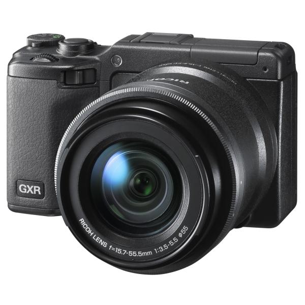 Appareil photo Hybride GXR + A16 24-85mm f/3.5-5.5 de Ricoh