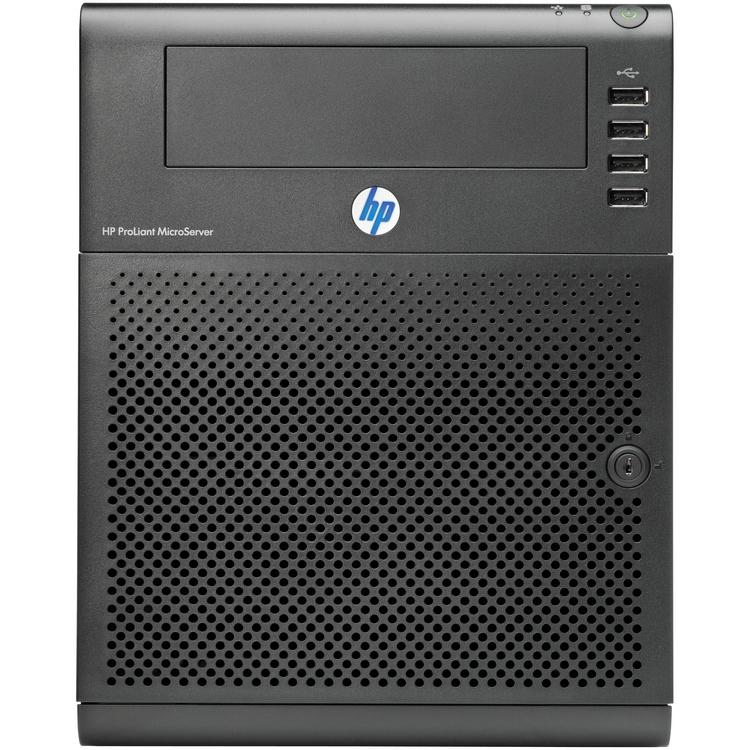 NAS HP ProLiant MicroServer G7 N54L