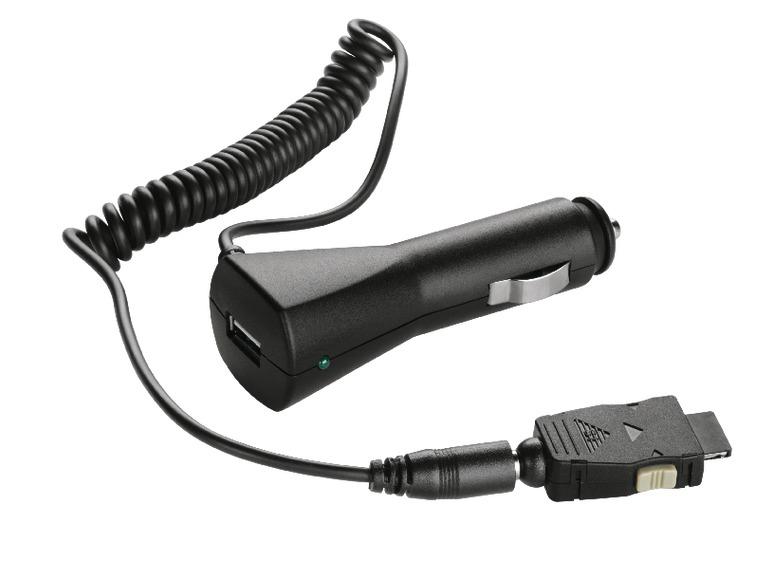 Chargeur allume cigare USB 12V/24V Silvercrest avec 11 adaptateurs