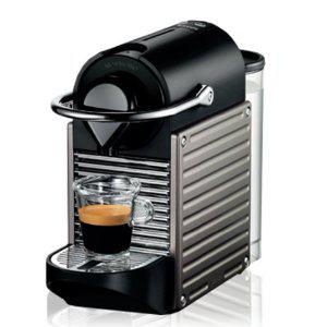 Machine à café Nespresso Pixie Krups YY1201FD (avec ODR de 40€)