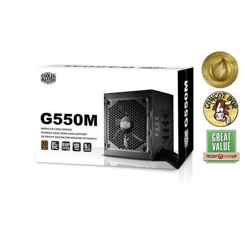 Alimentation Cooler Master G550 550W 80+ Bronze