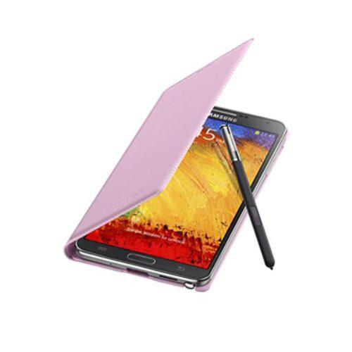 Etui Samsung Flip Wallet Rose pour Galaxy Note 3 Gratuit (Avec ODR de 20€)