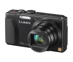 Appareil photo numérique Panasonic Lumix DMC-TZ40 - Noir