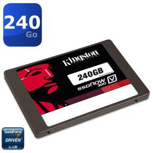 Kingston SSD Now V300 240Go