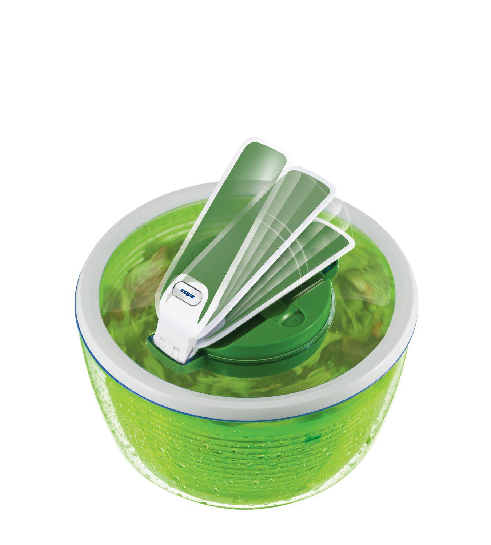 Essoreuse à salade centrifugeuse Zyliss ZYL15621 Verte