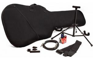 Pack d'accessoires Fender pour guitare éléctrique (Housse, stand, câble, accordeur...) / livraison offerte