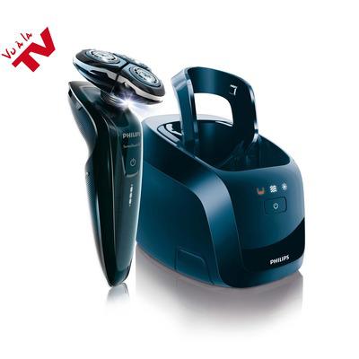 Rasoir Philips RQ1250/22 SensoTouch 3D Laqué Noir + Système Jet Clean (avec ODR 40€)
