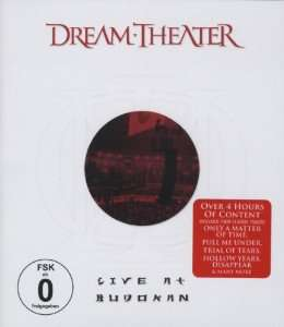 Blu-Ray Dream Theater - Live at Budokan