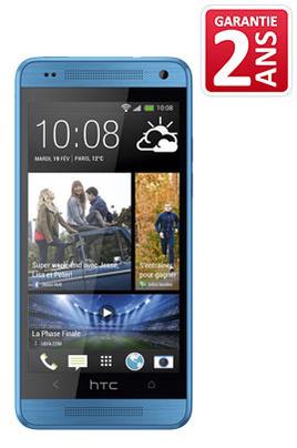 Smartphone HTC ONE Mini Bleu, noir ou argent