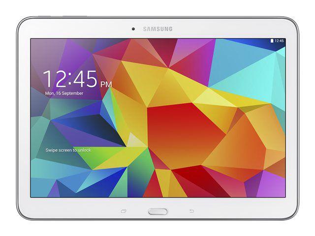 """Tablette Samsung Galaxy Tab 4 - 10.1"""" 16 Go (Avec ODR de 30€)"""