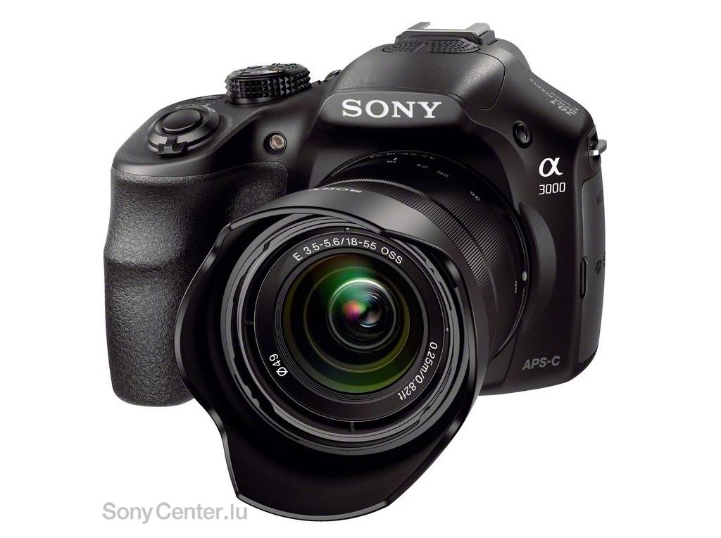 Reflex sans miroir Sony ILCE-3000K - Reconditionné