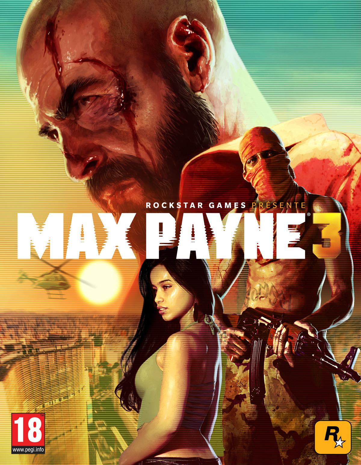 Max Payne 3: Complete Pack sur PC (Dématérialisé - Steam)