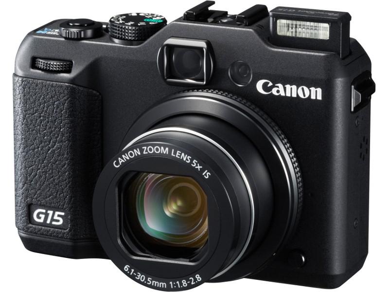 Appareil photo numérique Canon Powershot G15