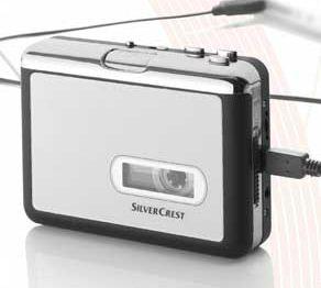 Bon Numériseur De Cassettes Audios Silvercrest Dealabscom