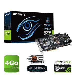 Carte graphique GTX 770 4Go Gigabyte