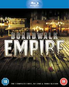 Coffret Blu-ray Saisons 1 à 3 de Boardwalk Empire