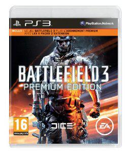 Battlefield 3 - Edition Premium (Tous les packs de cartes inclus) sur PS3
