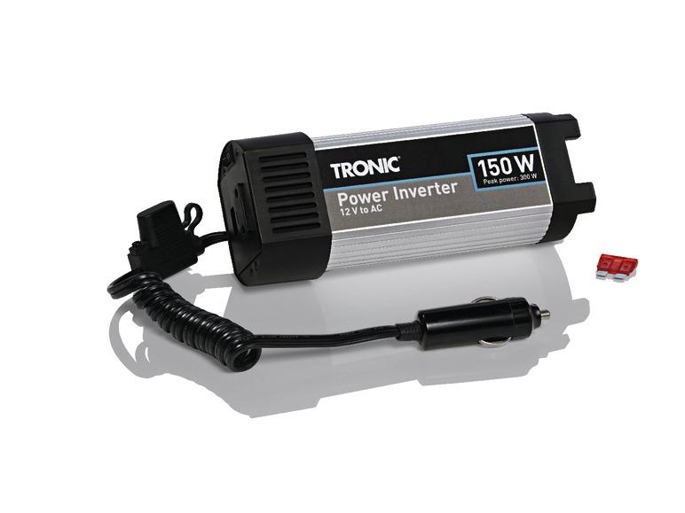 Convertisseur de tension Tronic pour voiture 150W