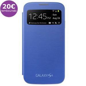 Etui Samsung Galaxy S4 (Avec ODR 20€)