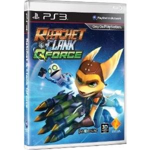 Pré-commande : Ratchet & Clank Q Force PS3