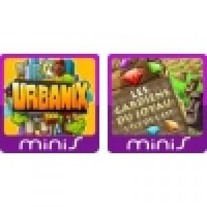 2 Jeux Mini PS3/PSP gratuits