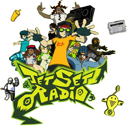 Jeu PC Jet Set Radio (dématérialisé)