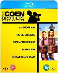 Collection Blu-ray des Frères Coen (5 Films)