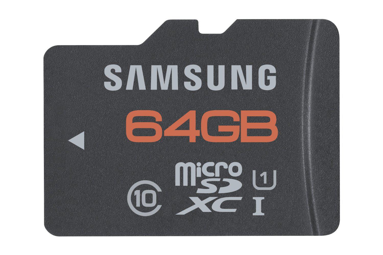 Carte MicroSDXC Samsung 64Go - Classe 10